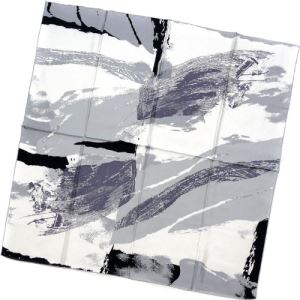 China silk twill scarf women square scarf