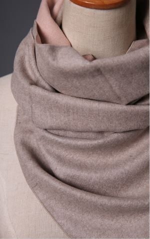 100% Silk Winter Warm Scarf Free Sample China