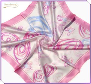 Promotion Silk Satin Scarf