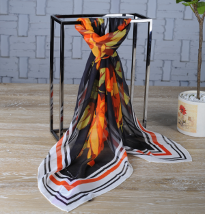 Custom Make Silk Shawl Supplier China