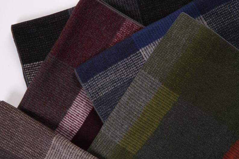 Neck Cashmere Scarf For Man
