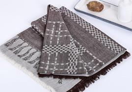 Fashion Trend And Printed Pattern Cashmere Scarf